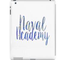 Naval Academy iPad Case/Skin