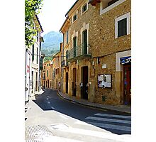 Fornalutx In The Tramuntana Mountains.....................Majorca Photographic Print