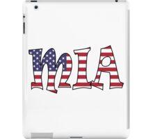 Mia (USA) iPad Case/Skin