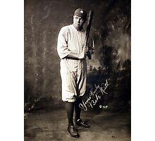 Babe Ruth Photographic Print