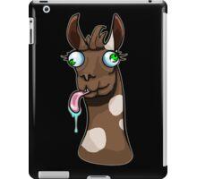 Goofy Llama iPad Case/Skin