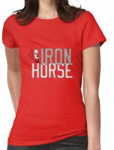 Gehrig - Iron Horse Womens Fitted T-Shirt