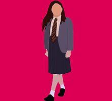 Gabriella Pizzolo - Matilda, Naughty by shinywhitescarf