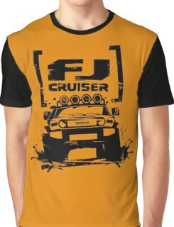 FJ Cruiser Graphic T-Shirt