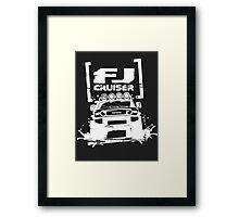 FJ Cruiser Framed Print