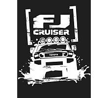 FJ Cruiser Photographic Print