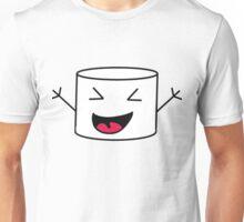Marshmallow Friend Unisex T-Shirt