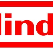 Nindo - White Sticker