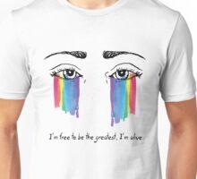 Sia the greatest Unisex T-Shirt