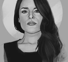 yara martinez by tantoun A