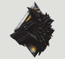 Viking Wolf Head T-Shirt