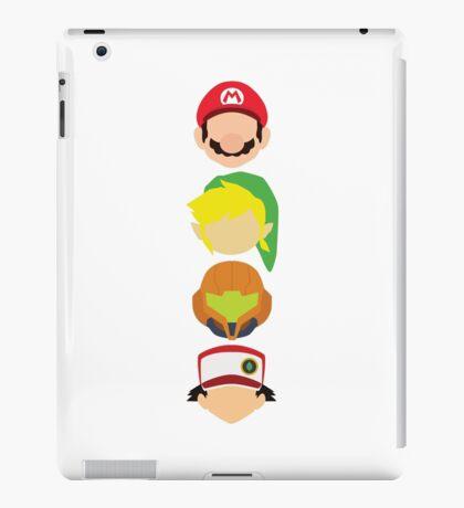 Nintendo Greats - Vertical iPad Case/Skin