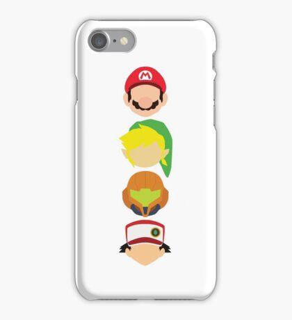 Nintendo Greats - Vertical iPhone Case/Skin