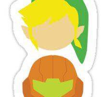 Nintendo Greats - Vertical Sticker