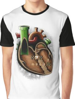 plumbing in my heart Graphic T-Shirt