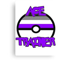 Pokemon - Ace Trainer Canvas Print