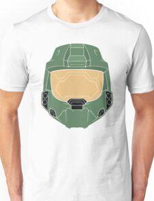 Stencilled Master Chief Unisex T-Shirt
