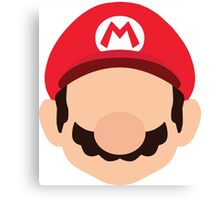 Mario - Nintendo Canvas Print