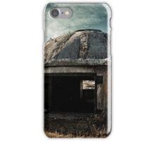 WW2 Bunker - Macedonia iPhone Case/Skin