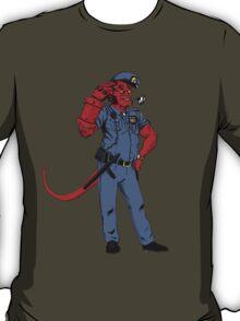 NYPD HellBoy T-Shirt