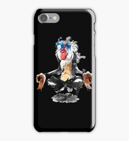 I love Yoga iPhone Case/Skin