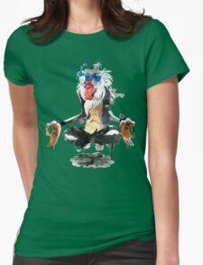 I love Yoga Womens Fitted T-Shirt