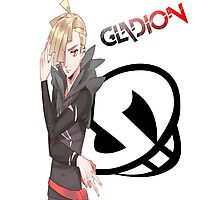 Pokémon Sun & Moon - Gladion Photographic Print