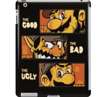 SUPER ARCADE WESTERN iPad Case/Skin