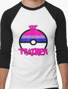 Pokemon - Bi Trainer Men's Baseball ¾ T-Shirt