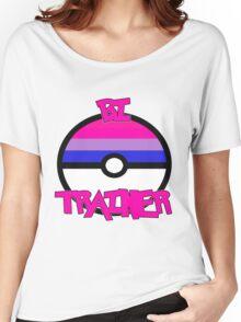 Pokemon - Bi Trainer Women's Relaxed Fit T-Shirt