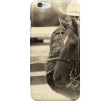 The Cowboy Way iPhone Case/Skin