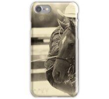 The Cowboy Way iPhone Case/Skin