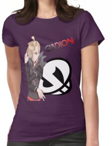 Pokémon Sun & Moon - Gladion Womens Fitted T-Shirt
