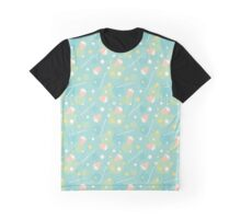 Pearl Pattern Graphic T-Shirt