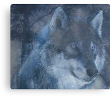 Wolf Spirit Canvas Print