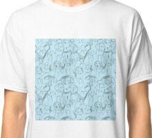 Blue Beagle Classic T-Shirt