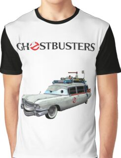 GHOSTBUSTERS CARS Graphic T-Shirt