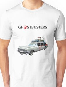 GHOSTBUSTERS CARS Unisex T-Shirt