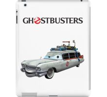 GHOSTBUSTERS CARS iPad Case/Skin