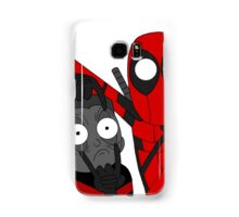Deadpool and Colossus Samsung Galaxy Case/Skin