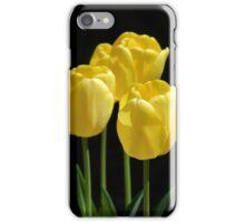 Yellow Tulips iPhone Case/Skin