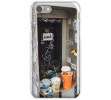 Private Public Telephone iPhone Case/Skin
