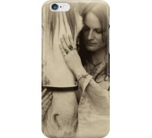 A Woman's Touch iPhone Case/Skin