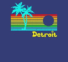 Tropical Detroit (funny vintage design) Unisex T-Shirt