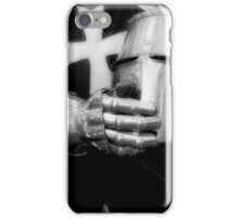 The Gauntlet And The Helmet iPhone Case/Skin