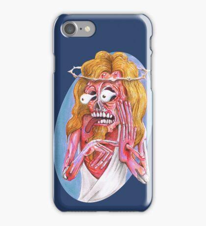 Jesus Hole iPhone Case/Skin
