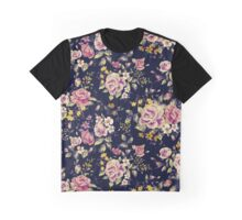 Floral pattern 1 Graphic T-Shirt