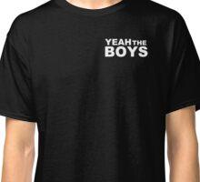 Yeah The Boys - Pocket Classic T-Shirt