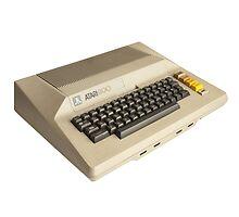 Atari 800 - Classic 8 Bit Computer - Retro 80s by verypeculiar