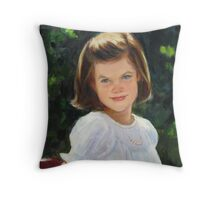 Mary Stewart Throw Pillow